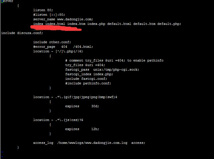 nginx开启expires新手教程