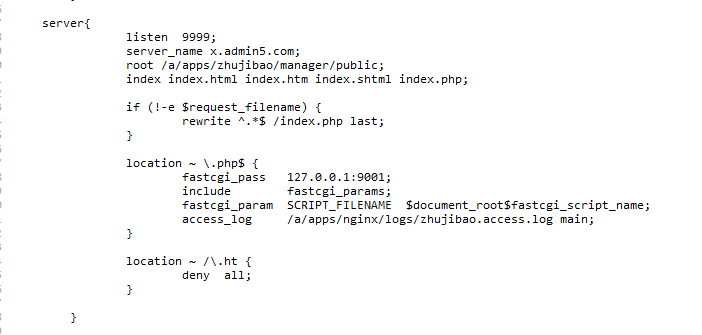 服务器优化nginx开启expires网站白屏