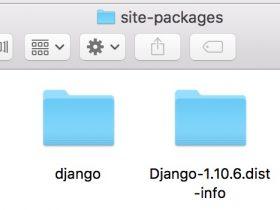django mac多版本问题解决方案