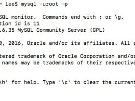 MAMP(MAC)终端MySql未找到命令(mysql command not found)